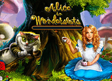 Онлайн слот Alice In Wonderland